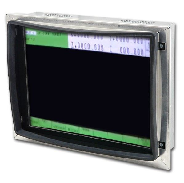 agietron 100c monitor crt lcd screen display agiematic T