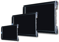 lcd displays au optronics