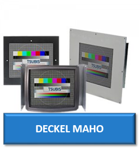 deckel maho cnc replacement monitor display screen crt lcd