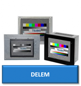 delem cnc replacement monitor screen display crt lcd