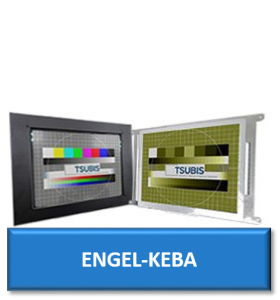 engel keba injection moulding machine monitor display screen crt lcd