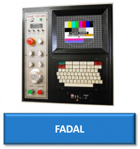 fadal cnc replacement monitor display screen crt lcd