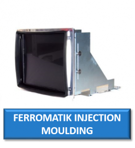 ferromatik injection moulding machine replacement monitor screen display crt lcd repair
