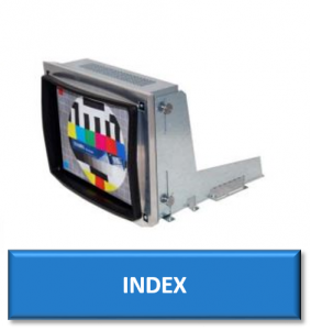 index cnc replacement monitor display screen crt lcd