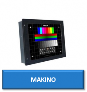 makino cnc replacement monitor display screen crt lcd