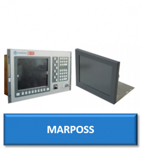 marposs cnc replacement monitor display screen crt lcd