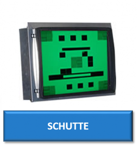 schutte cnc replacement monitor screen display crt lcd