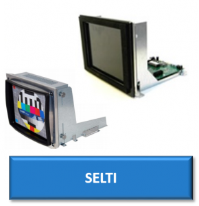 selti cnc replacement monitor screen crt lcd