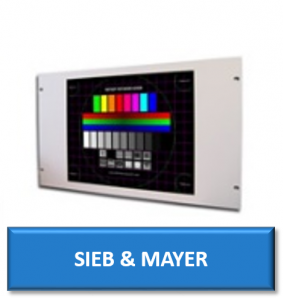 sieb & mayer cnc replacement monitor screen crt lcd