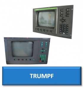 trumpf cnc replacement monitor display screen crt lcd